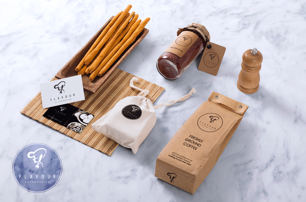 Product and Stationary Branding